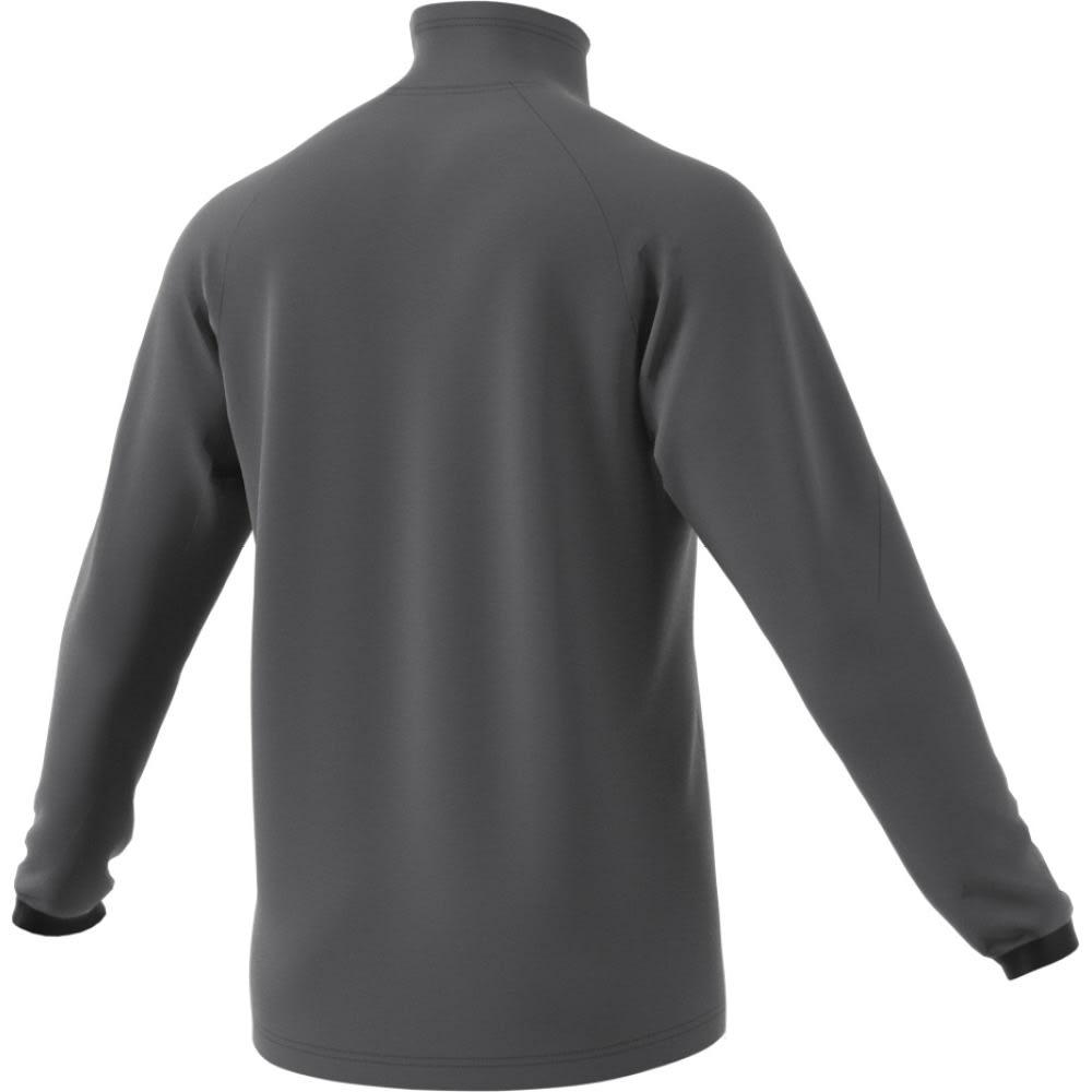 ADIDAS Men's Terrex Tivid Fleece Jacket - GREY FIVE