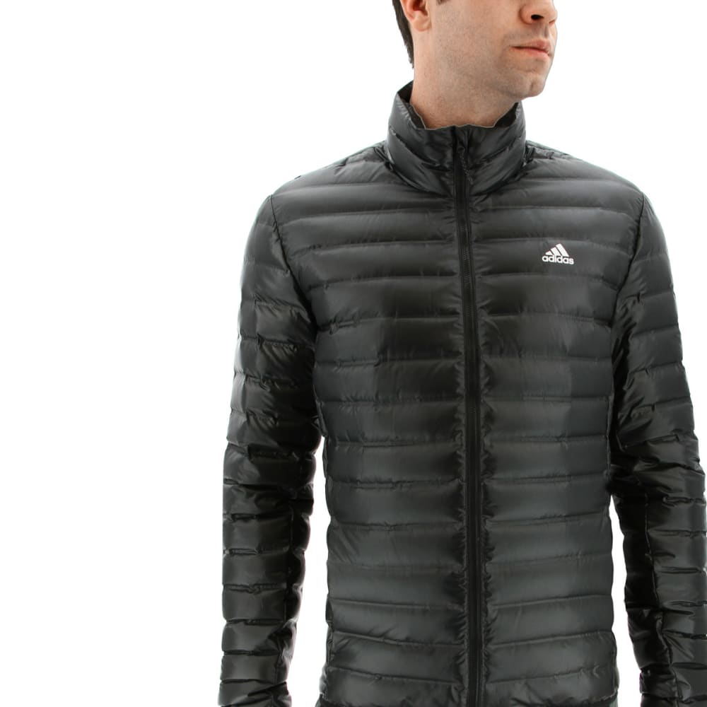 ADIDAS Men's Varilite Down Jacket - BLACK