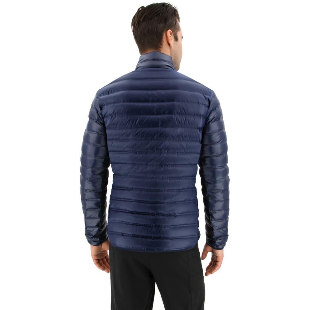 ADIDAS Men's Varilite Down Jacket - COLLEGIATE NAVY