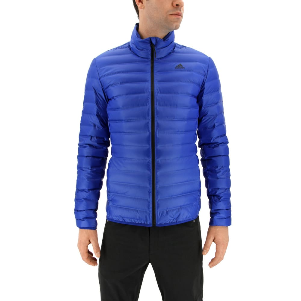 ADIDAS Men's Varilite Down Jacket - COLLEGIATE ROYAL