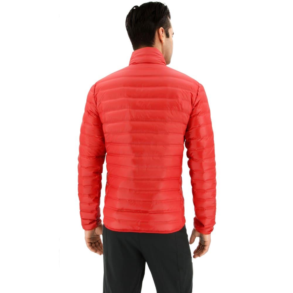 ADIDAS Men's Varilite Down Jacket - SCARLET