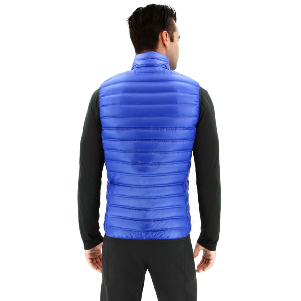 ADIDAS Men's Varilite Down Vest - COLLEGIATE ROYAL