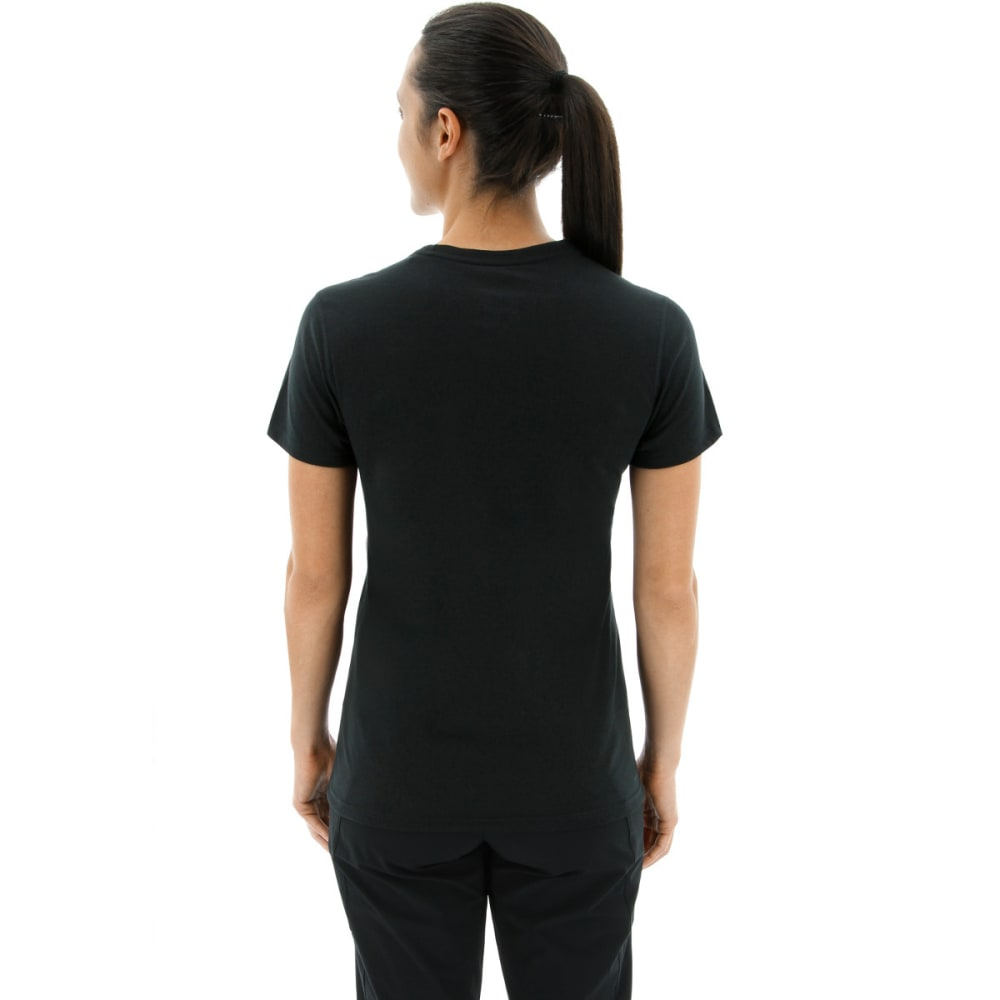 ADIDAS Women's Ultimate Short Sleeve T-Shirt - BLACK/BLACK