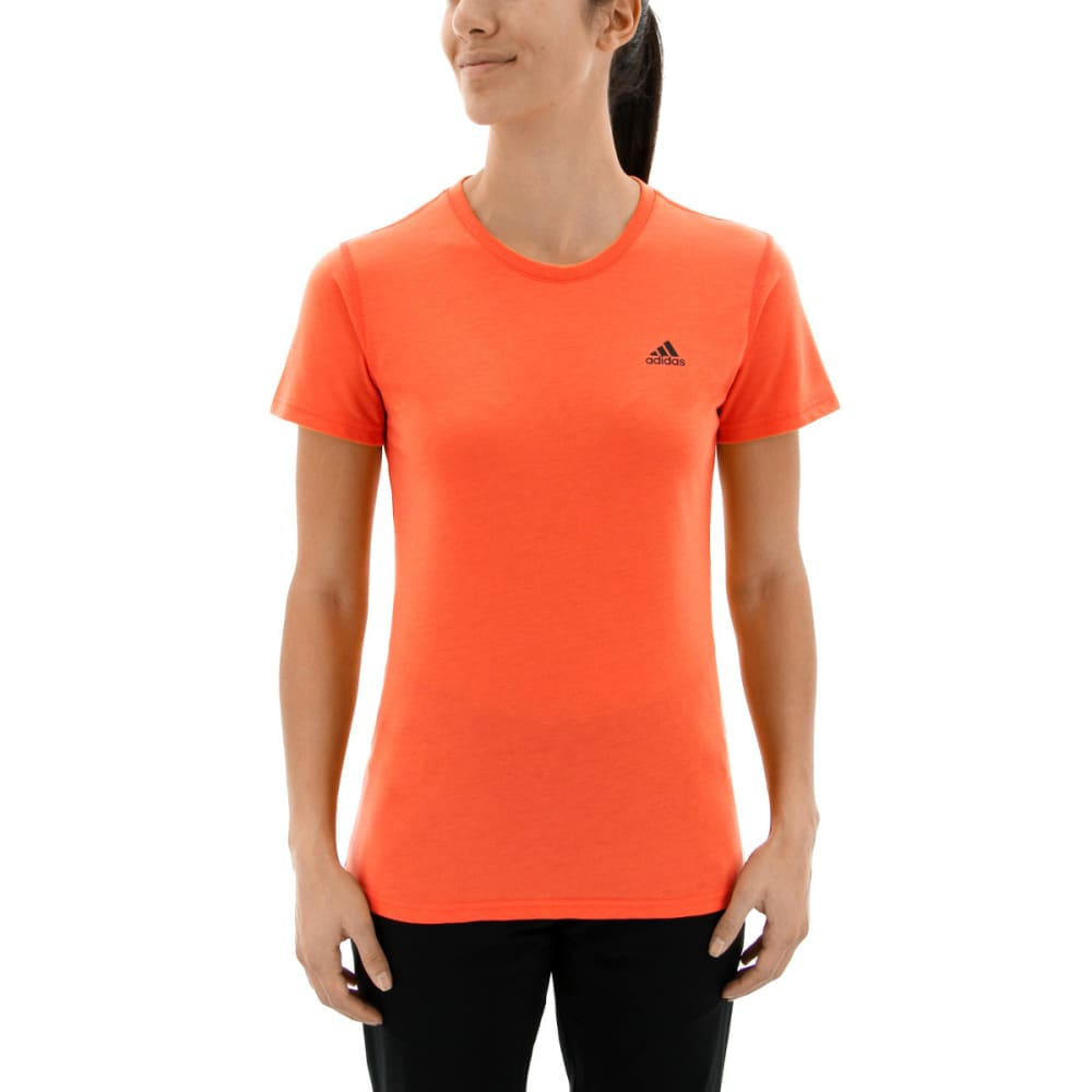 Adidas Women's Ultimate Short Sleeve T-Shirt - Black BP5217