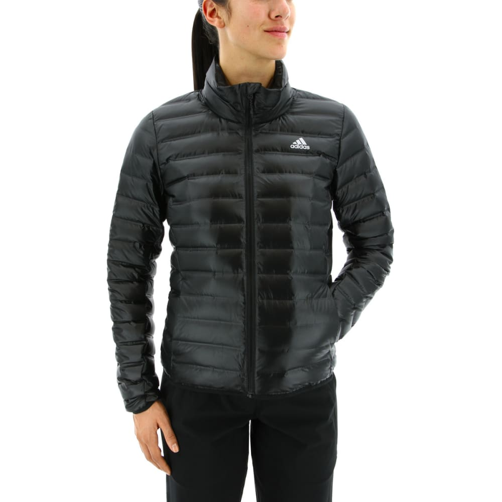 ADIDAS Women's Varilite Down Jacket - BLACK