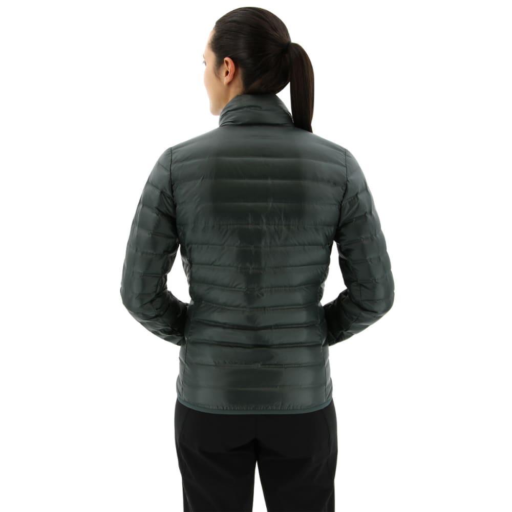 ADIDAS Women's Varilite Down Jacket - UTILITY IVY