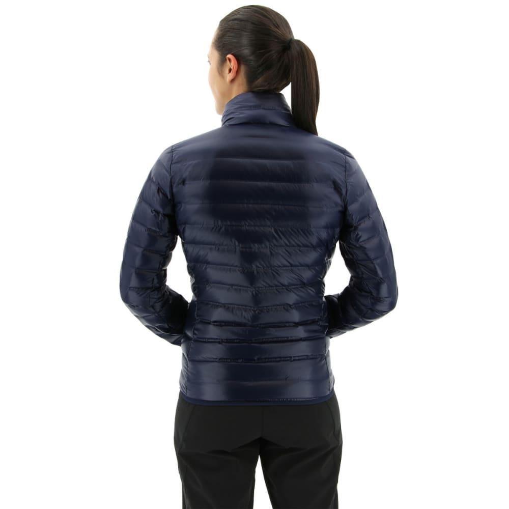 ADIDAS Women's Varilite Down Jacket - COLLEGIATE NAVY