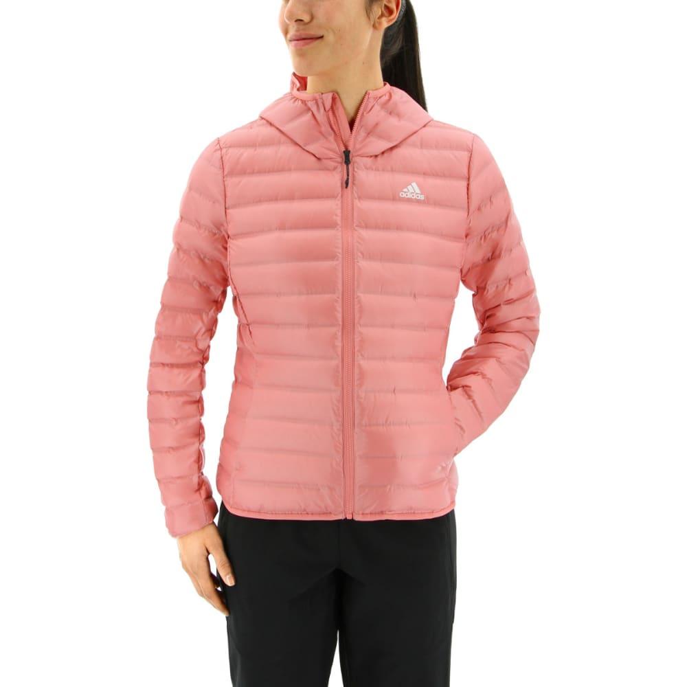 77d0f324f ADIDAS Women's Varilite Hooded Down Jacket - Eastern Mountain Sports