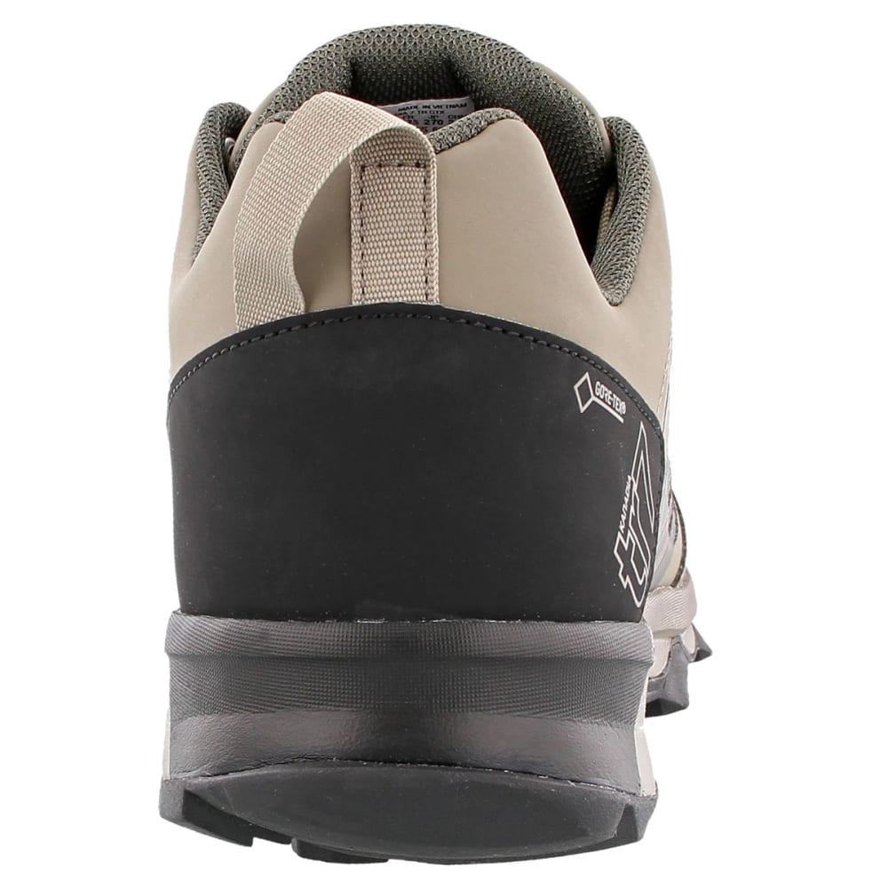 ADIDAS Men's Kanadia 7 GTX Trail Running Shoes Utility Grey/Black/Simple Brown - GREY/BLACK/BROWN