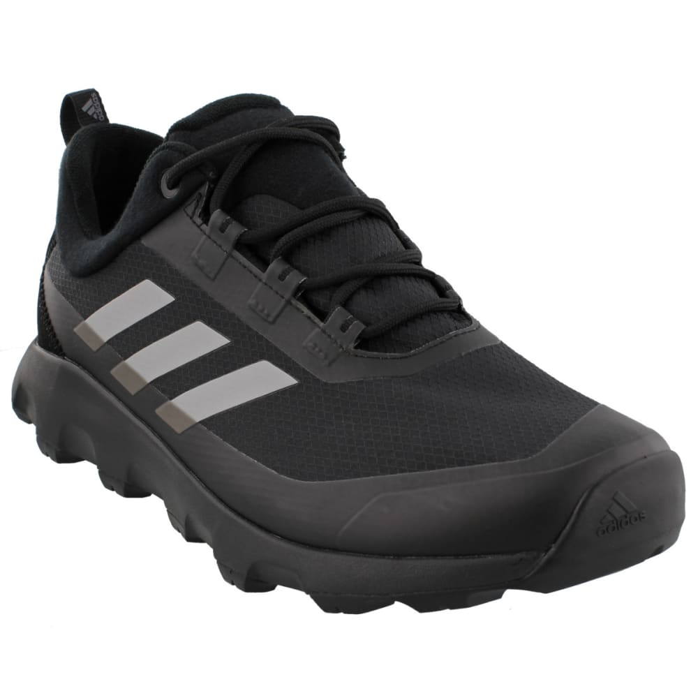 ADIDAS Men's Terrex Voyager Hiking Shoes, Black/MGH Solid Grey/Grey Five - BLACK/GREY/GREY