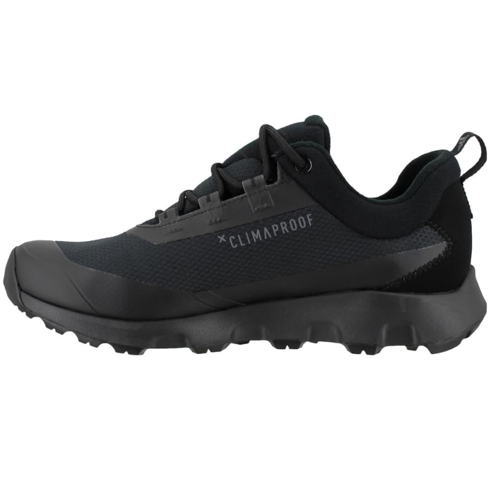 ADIDAS Men's Terrex Voyager Hiking Shoes, Black/MGH Solid Grey/Grey Five - BLACK/GREY/GREY