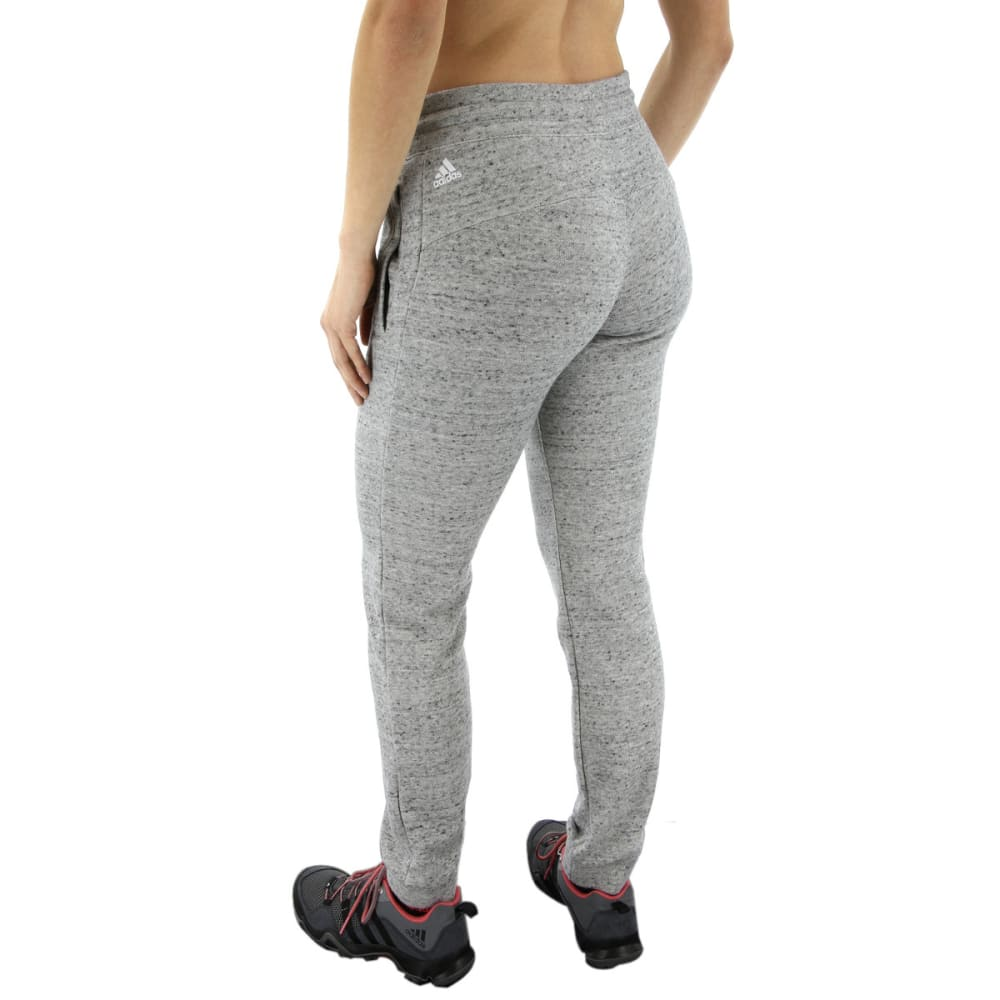 ADIDAS Women's S2S Cuffed Pant - MED GREY HEATHER