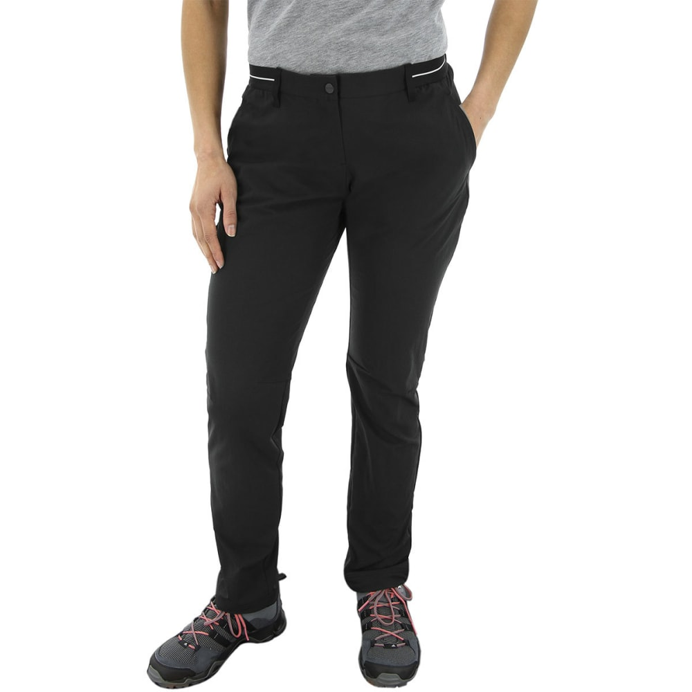 ADIDAS Women's Terrex Allseason Pants - BLACK