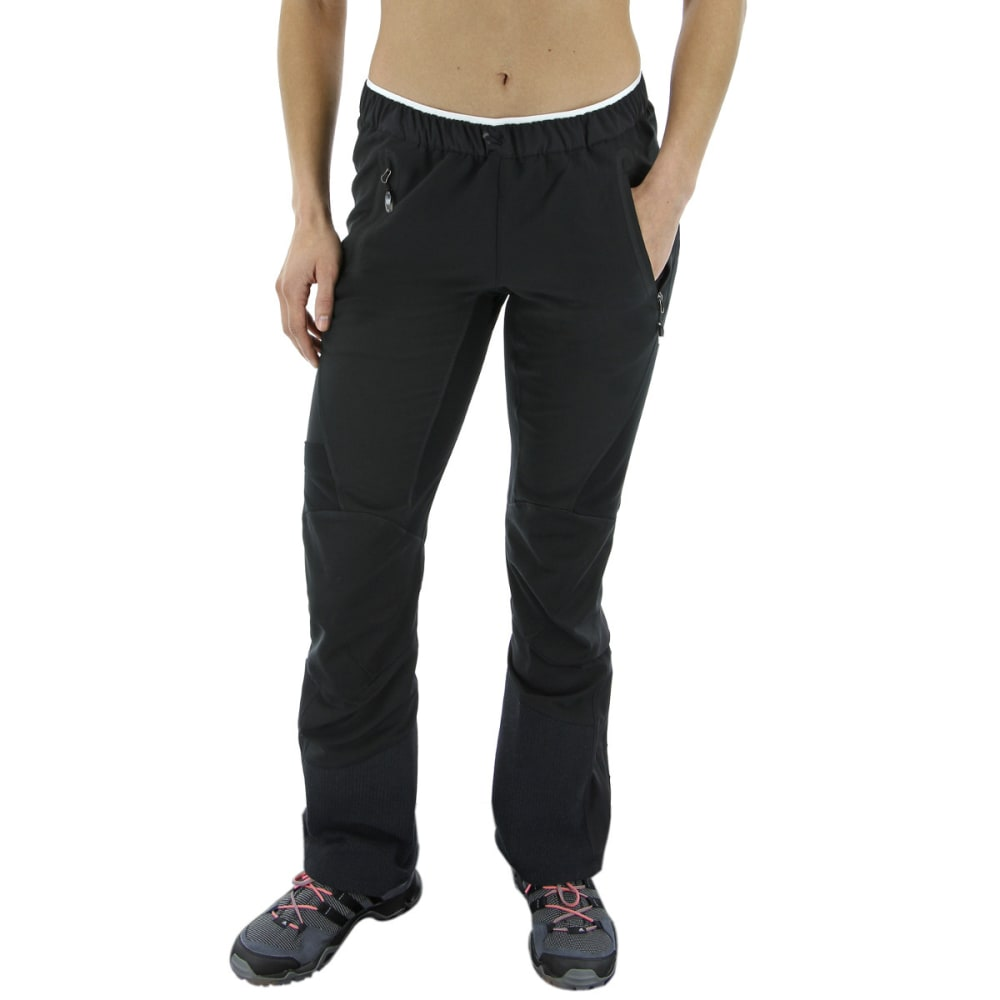 ADIDAS Women's Terrex Skyclimb Pants - BLACK/BLACK