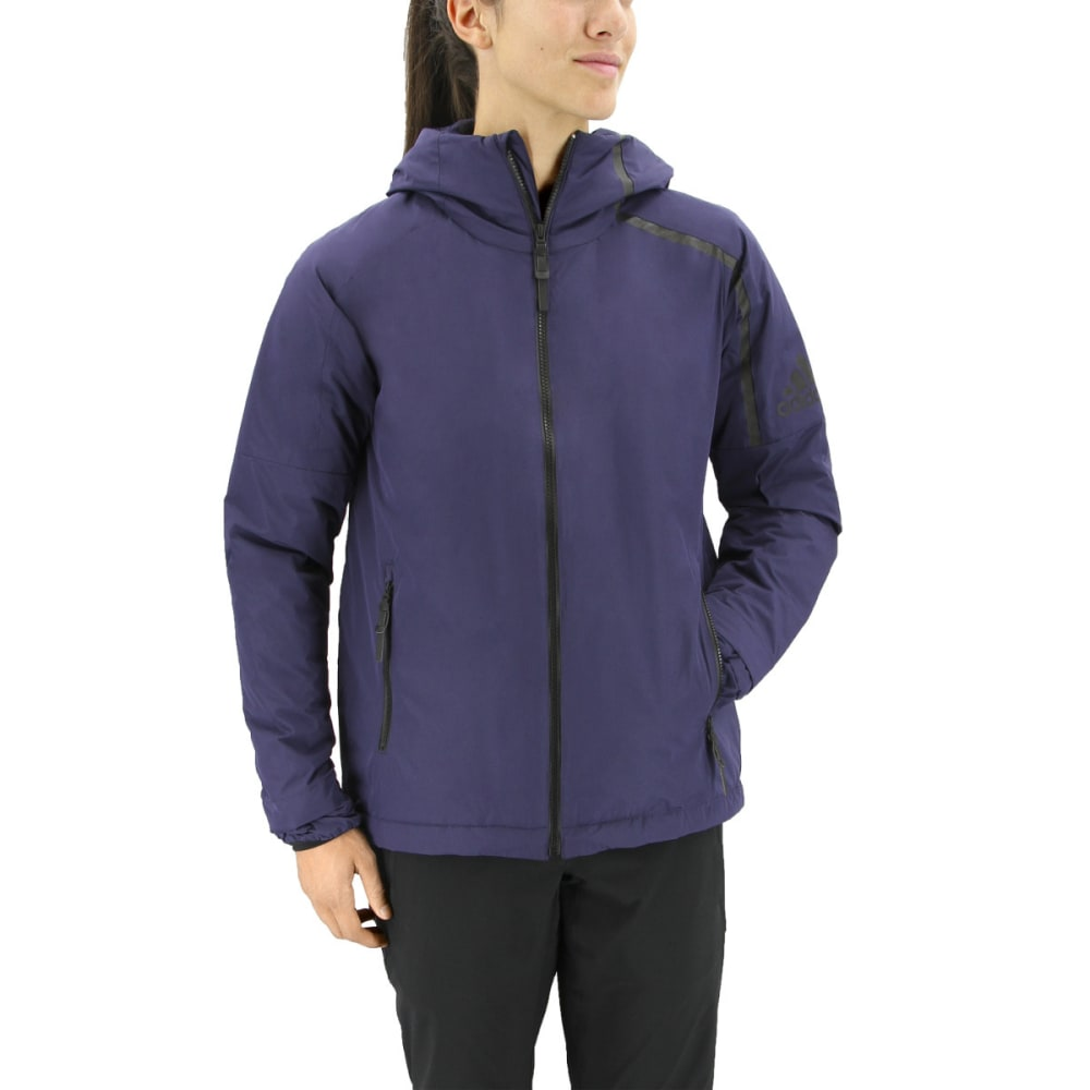 Adidas Women's Z.n.e. Winter Jacket - Blue BS1002
