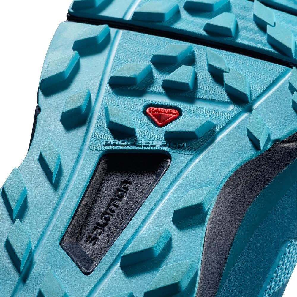 SALOMON Women's Sense Ride Trail Running Shoes, Bluebird - BLUEBIRD L398477