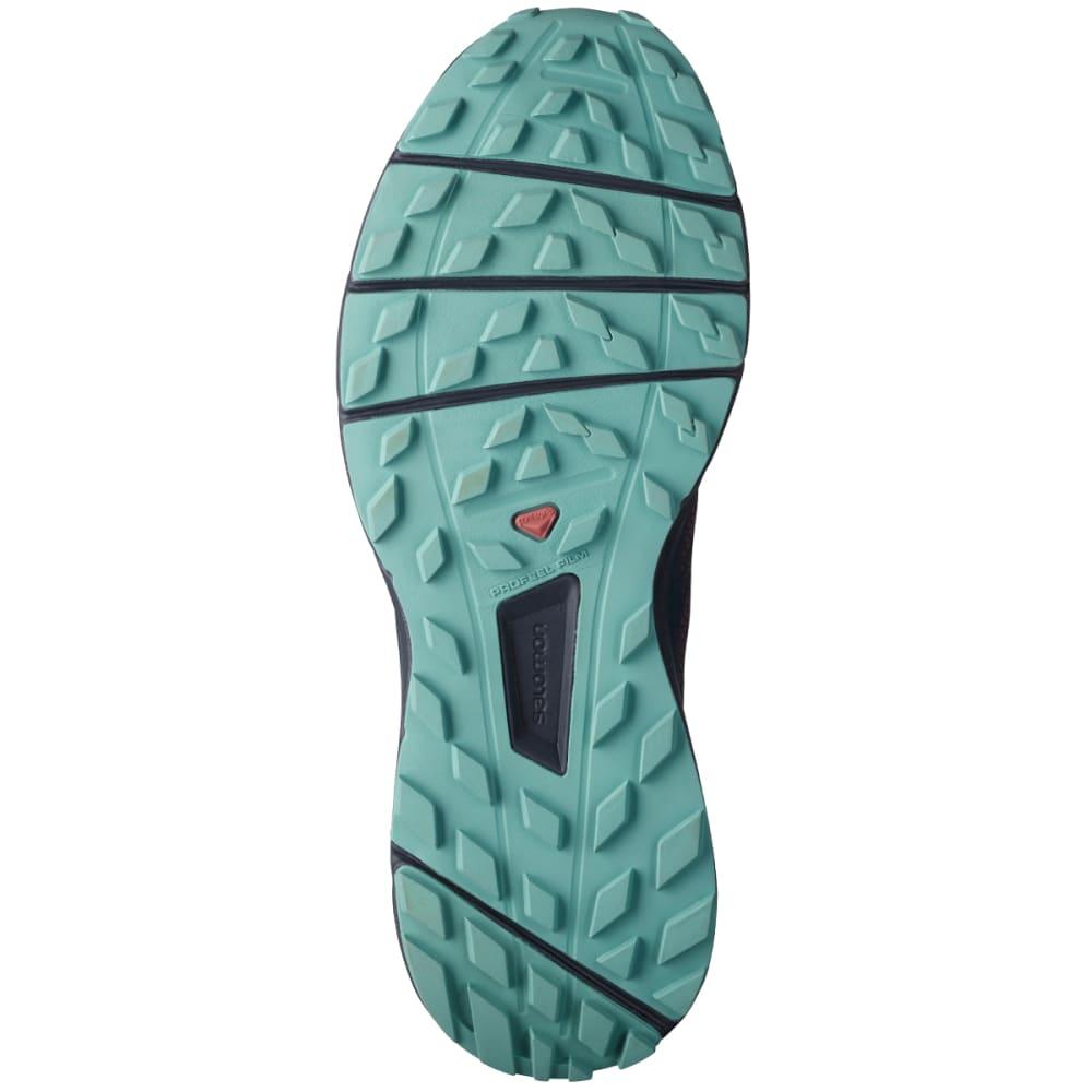 SALOMON Women's Sense Ride Trail Running Shoes, Bluebird - POT PURPLE L40486600