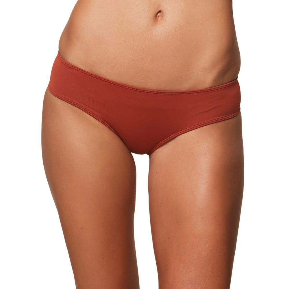 O'NEILL Juniors' Salt Water Solids Hipster Bikini Bottoms S