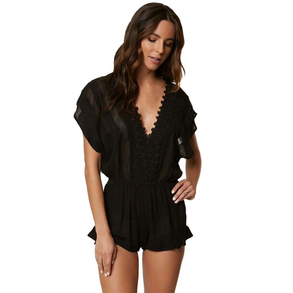 O'NEILL Women's Shay Cover-Up - BLK-BLACK
