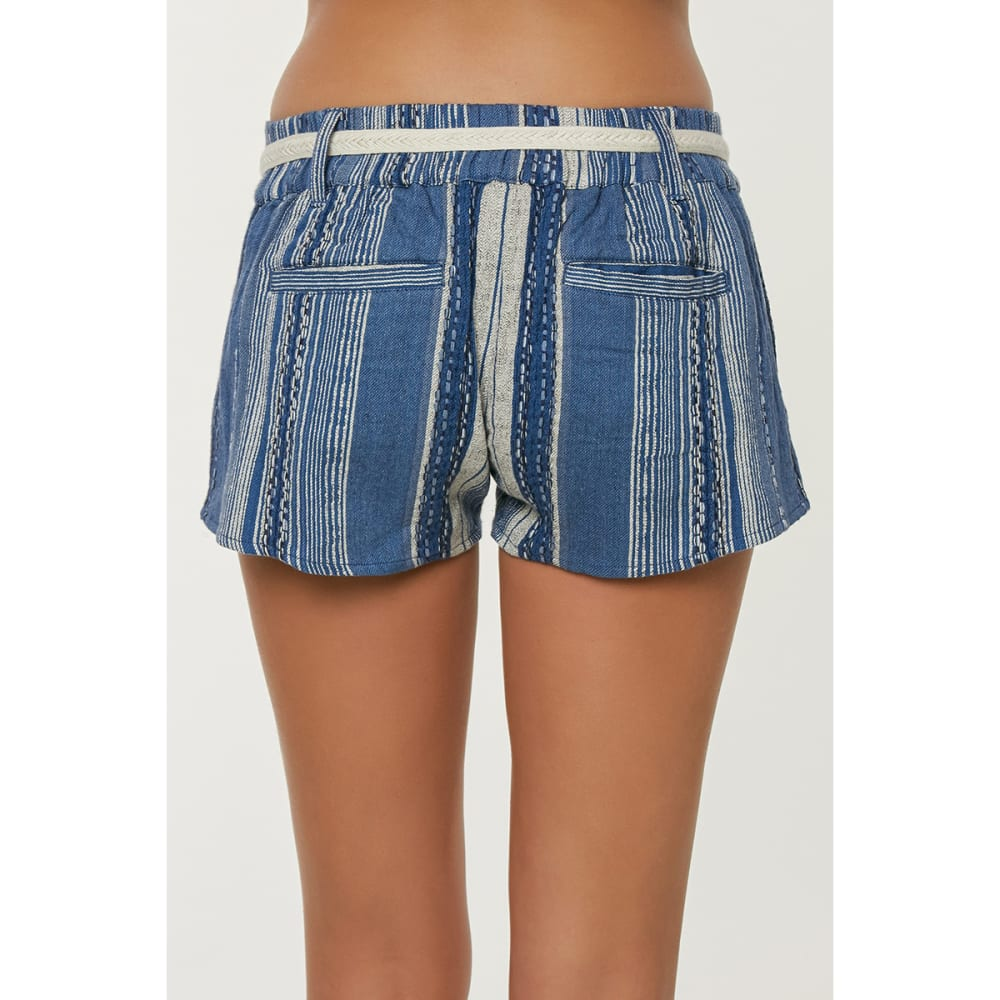 O'NEILL Women's Elva Shorts - BAB-BALTIC BLUE