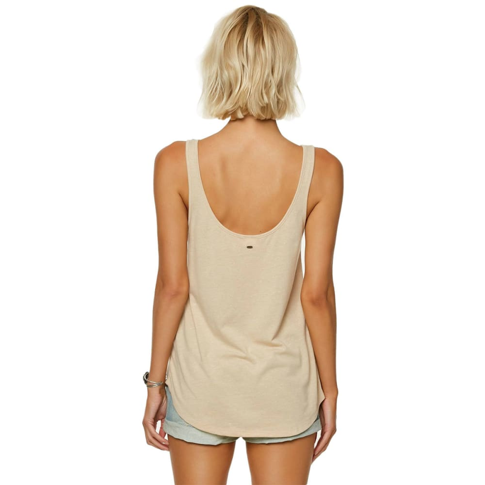 O'NEILL Women's Tropics Tank Top - APT-SHEEPSKIN