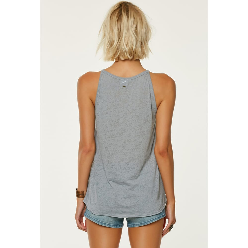 O'NEILL Women's Bright Night Screen Tank Top - FOG-FOG