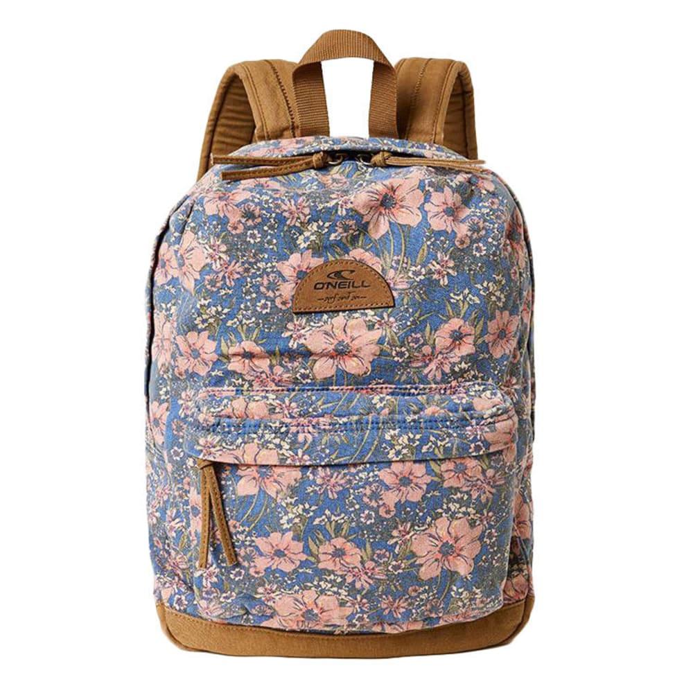 O'NEILL Women's Shoreline Backpack - BLUE-MONACO BLUE