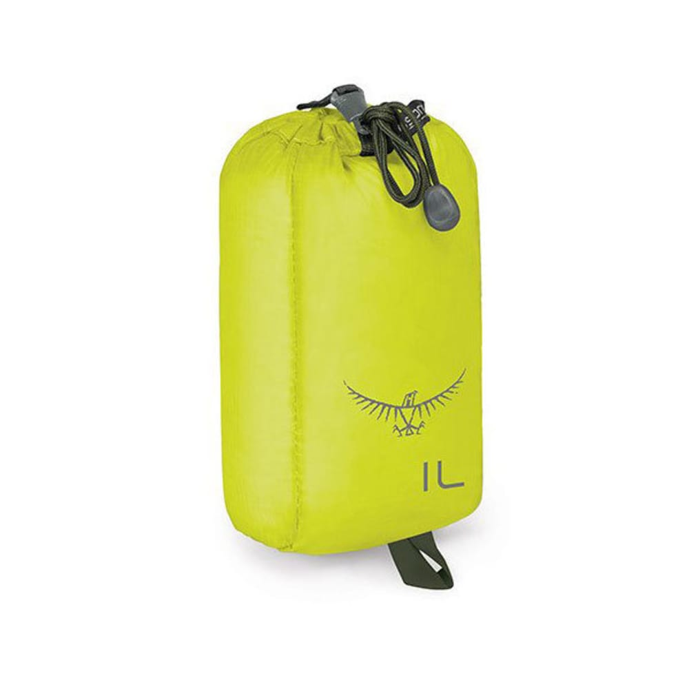 OSPREY 1L Ultralight Stuff Sack - ELECTRIC LIME