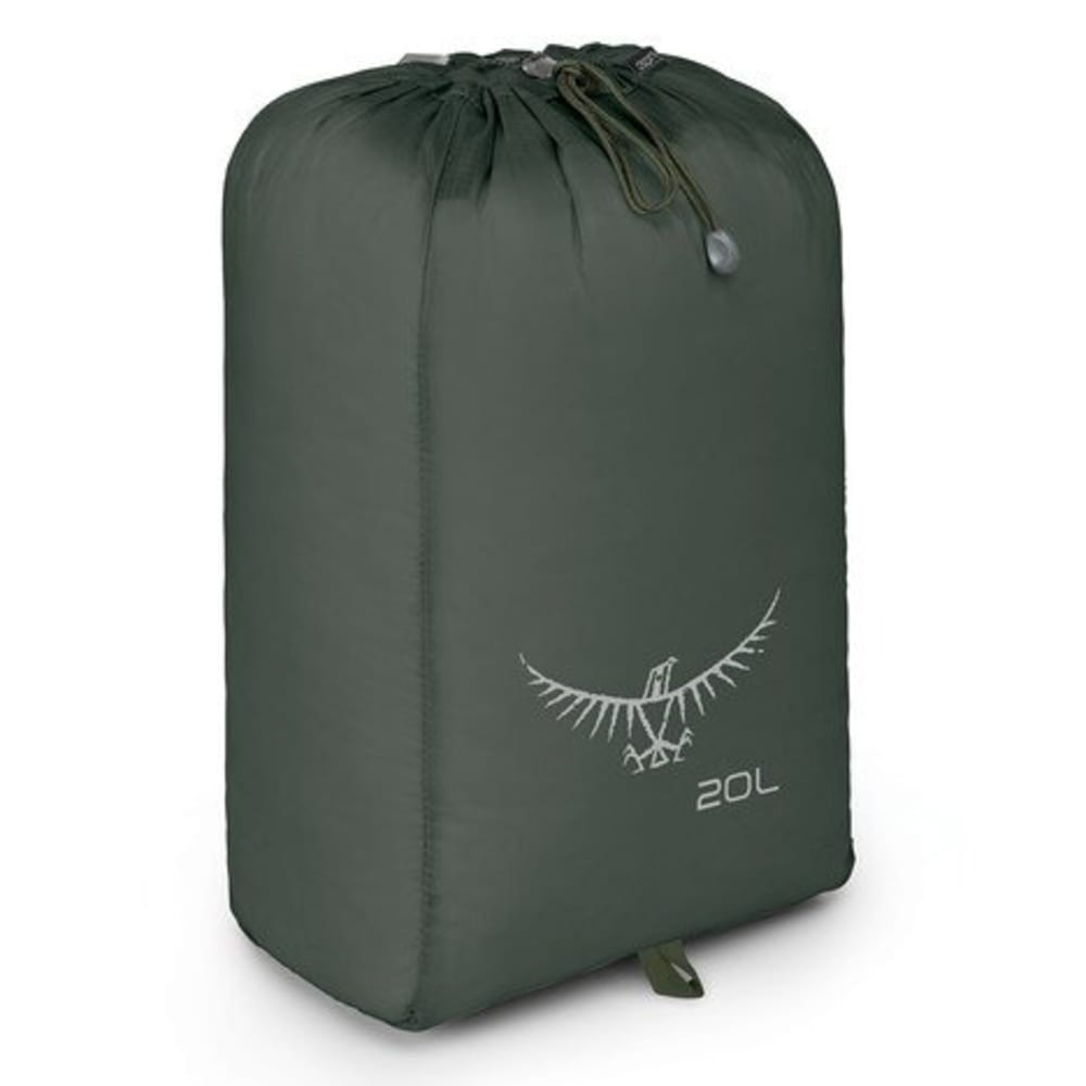 OSPREY 20L Ultralight Stuff Sack - SHADOW GREY