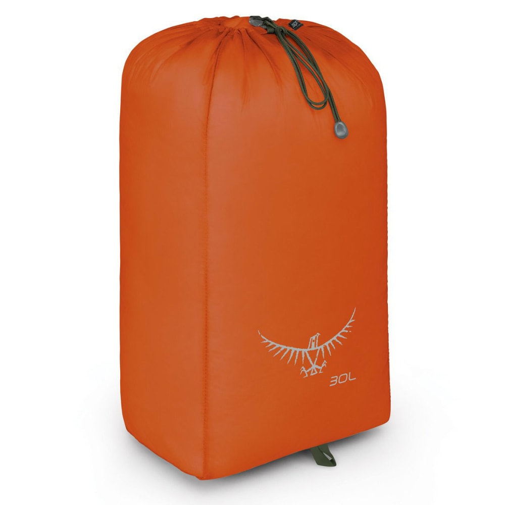 OSPREY 30L Ultralight Stuff Sack - POPPY ORANGE