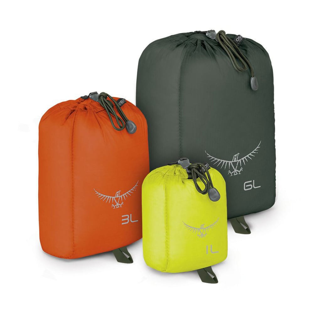 OSPREY Ultralight Stuff Sack Set - MULTI