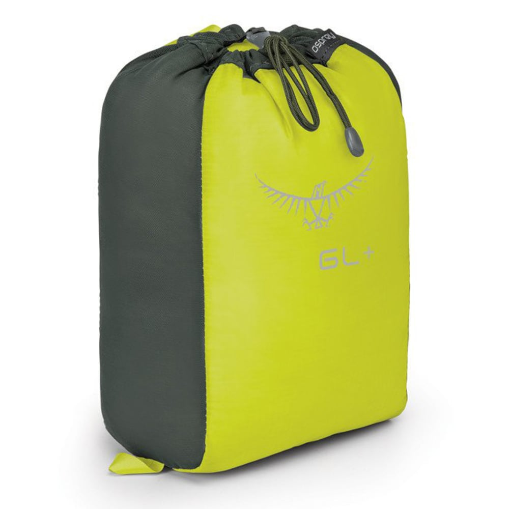 OSPREY 6L Ultralight Stretch Stuff Sack - ELECTRIC LIME