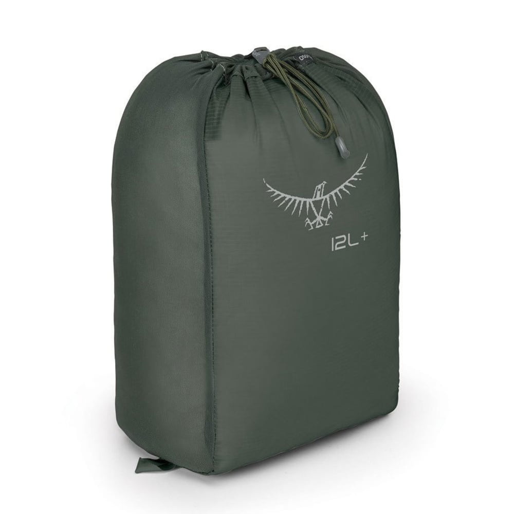 OSPREY 12L Ultralight Stretch Stuff Sack - SHADOW GREY