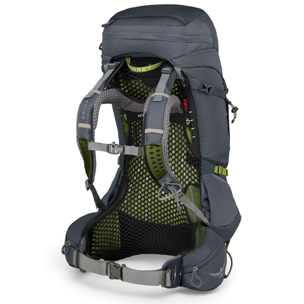 OSPREY Atmos AG 50 Backpacking Pack - ABYSS GREY
