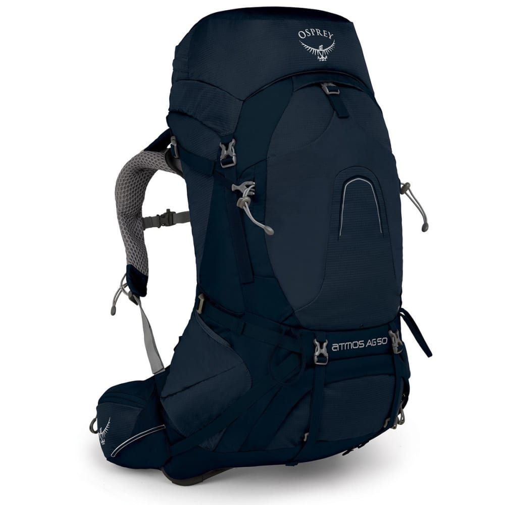 OSPREY Atmos AG 50 Backpacking Pack - UNITY BLUE