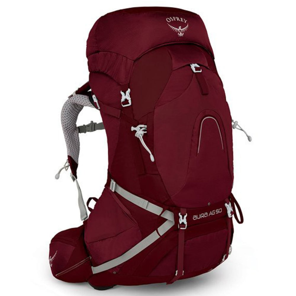 OSPREY Women's Aura AG 50 Backpacking Pack M