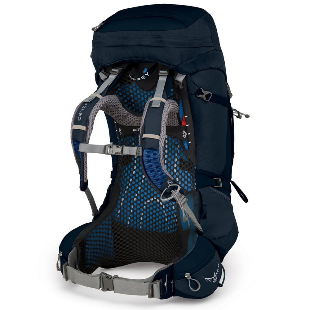 OSPREY Atmos AG 65 Backpacking Pack - UNITY BLUE