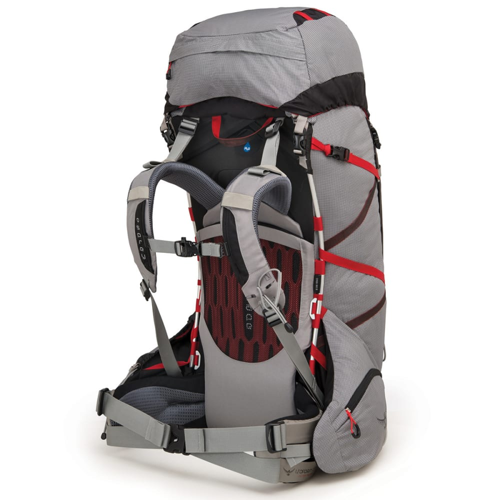 OSPREY Aether Pro 70 Backpacking Pack - KEPLER GREY