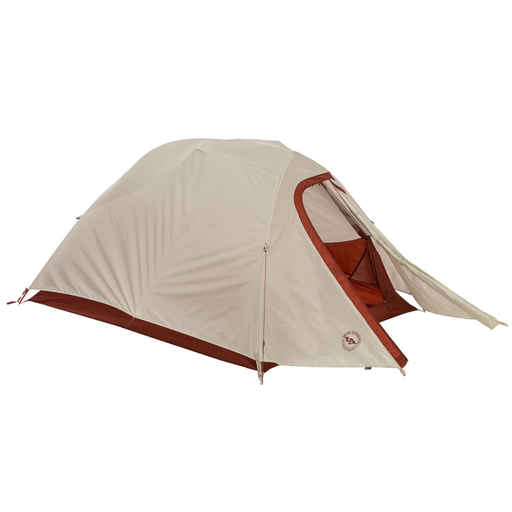 BIG AGNES C Bar 3 Tent - RED
