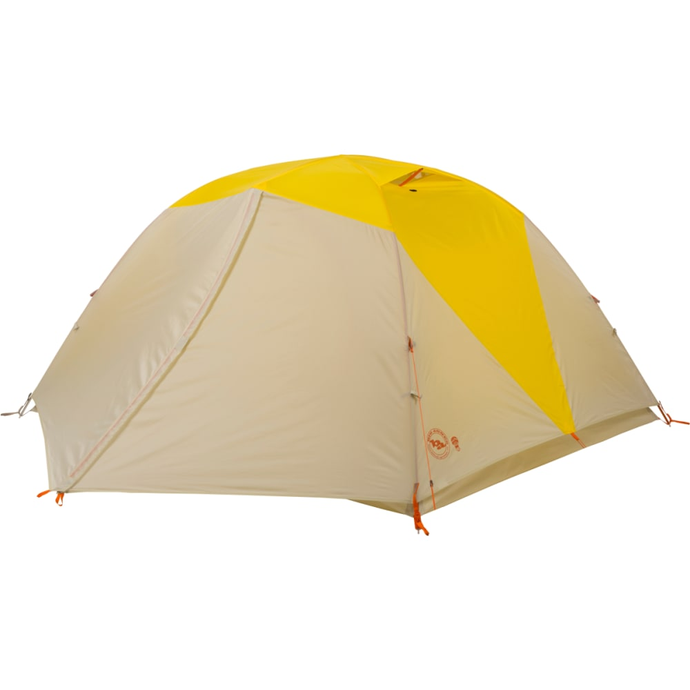 BIG AGNES Tumble 3 mtnGlo Tent - YELLOW/GREY