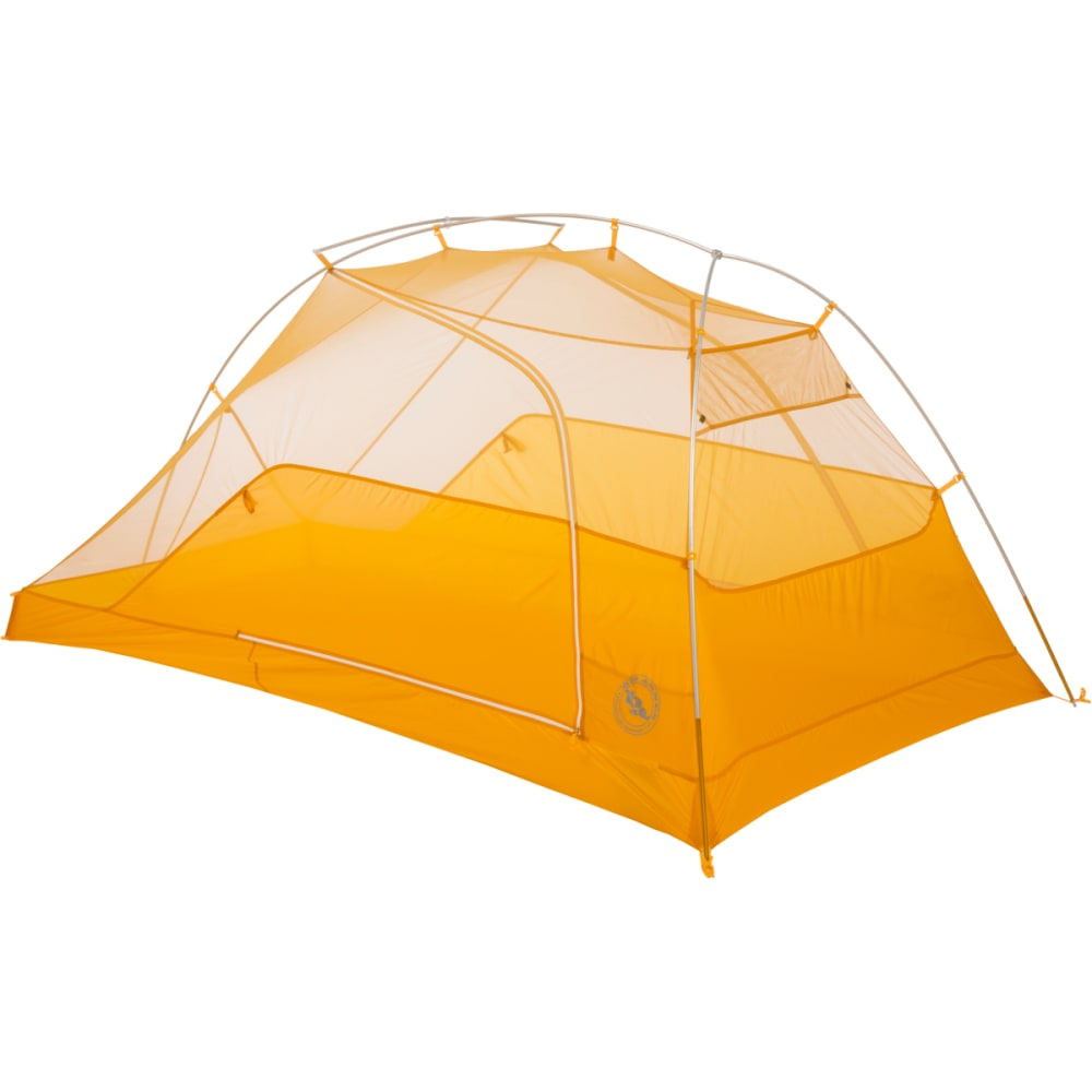 BIG AGNES Tiger Wall UL 2 Tent - LIGHT GREY/GOLD
