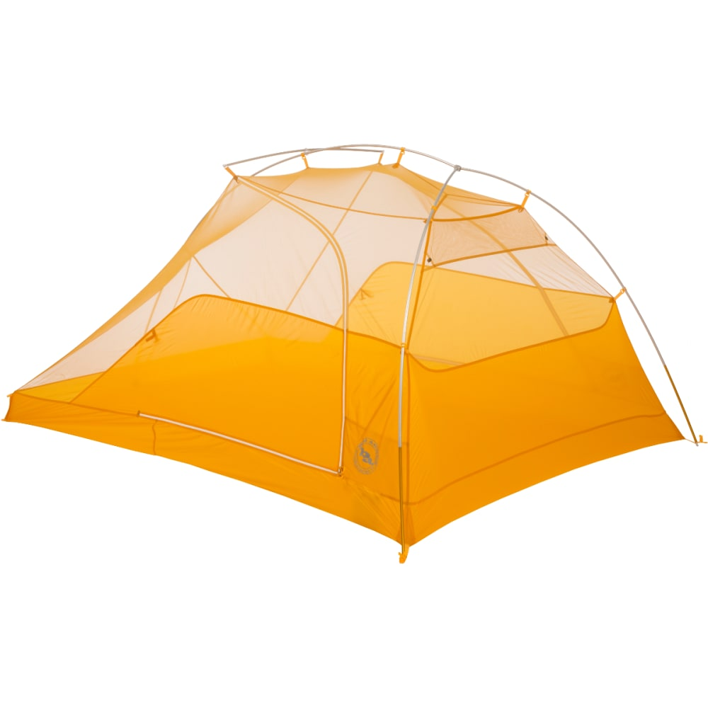 BIG AGNES Tiger Wall UL 3 Tent - LIGHT GREY/GOLD