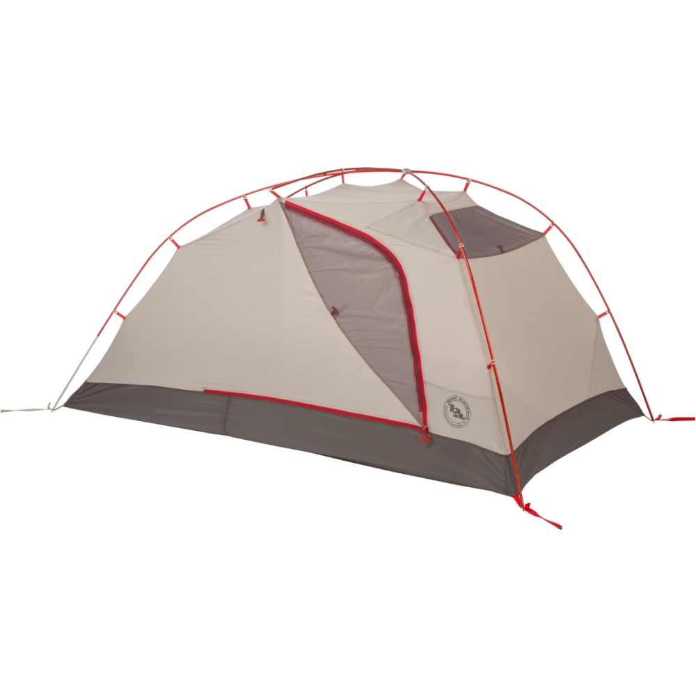 BIG AGNES Copper Spur HV2 Expedition Tent - RED