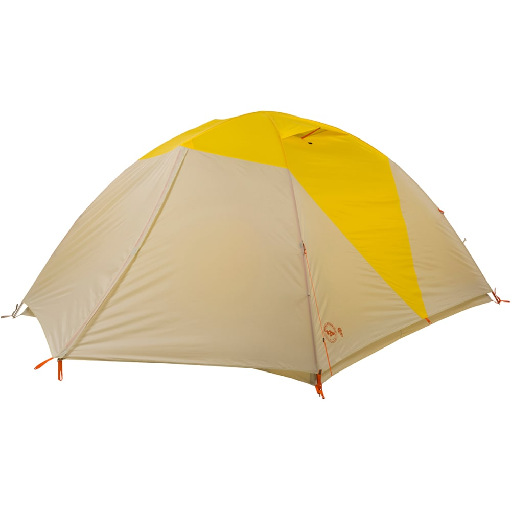 BIG AGNES Tumble 4 mtnGLO Tent - YELLOW/GREY
