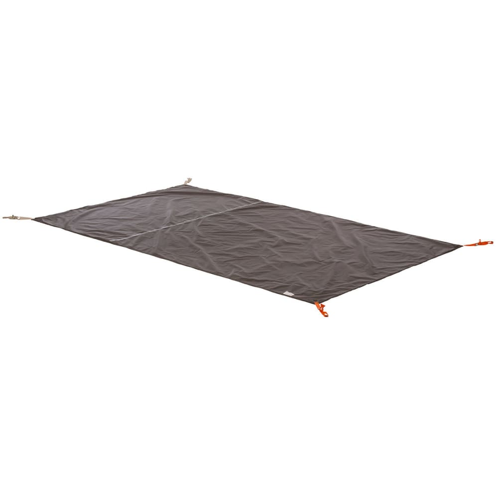 BIG AGNES Tumble 4 mtnGLO Tent Footprint - GREY