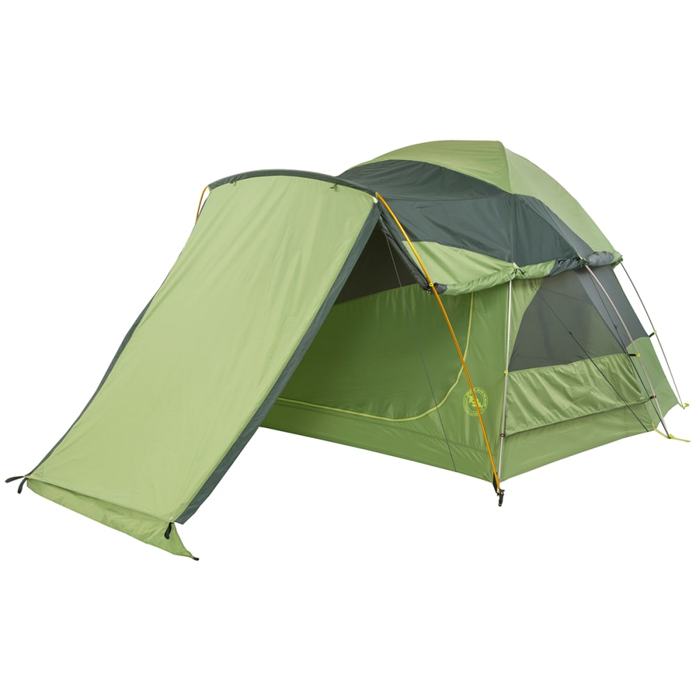 BIG AGNES Tensleep Station 4 Tent - GREEN