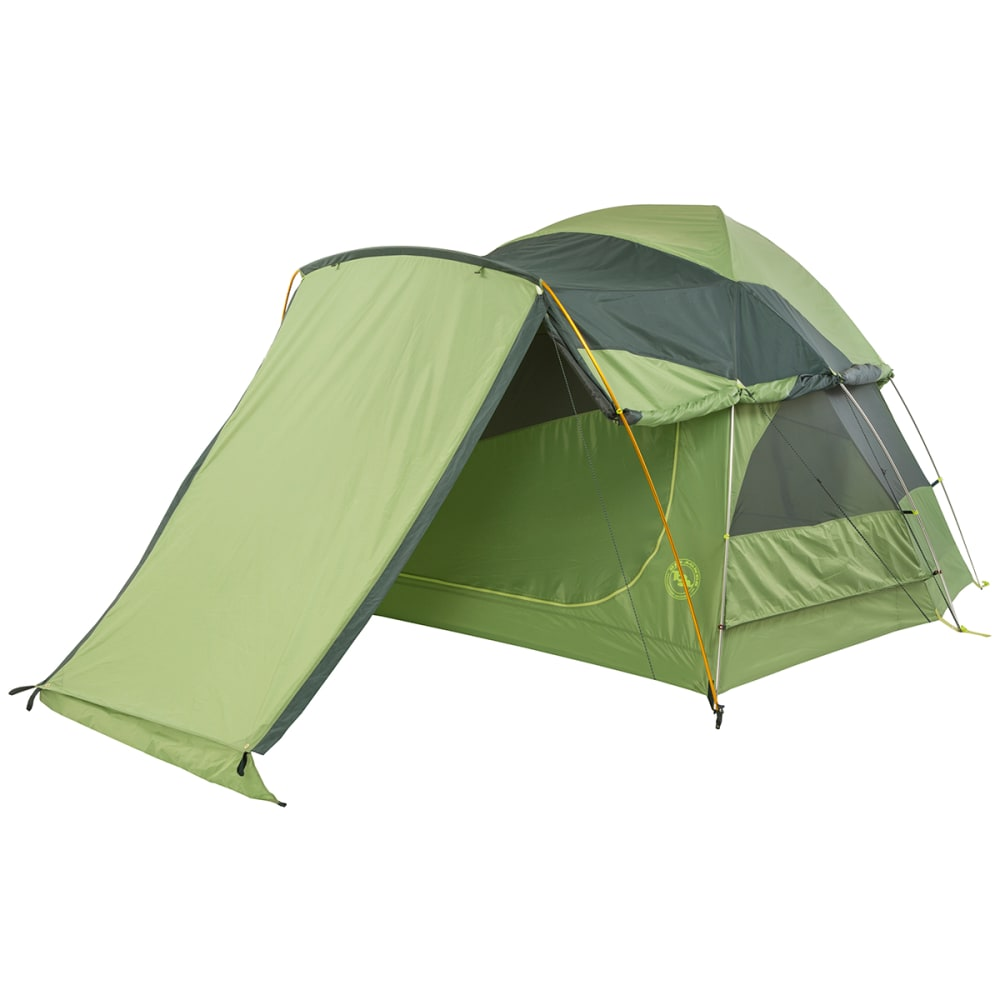 BIG AGNES Tensleep Station 6 Tent - GREEN