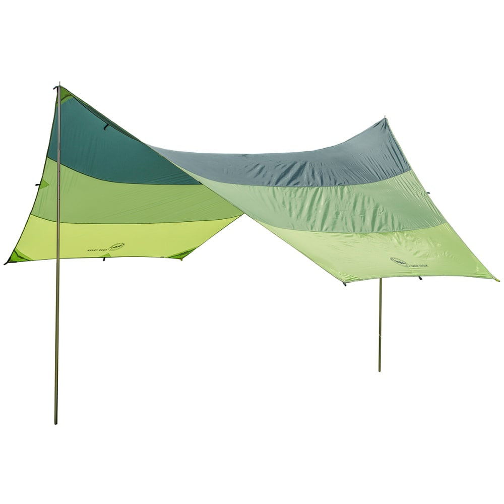 BIG AGNES Deep Creek Tarp Shelter, Medium - GREEN