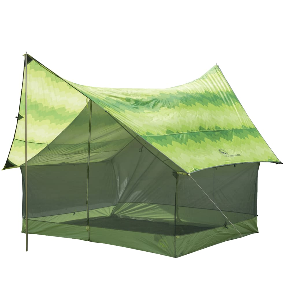 BIG AGNES Deep Creek Bug House Shelter, Medium - GREEN