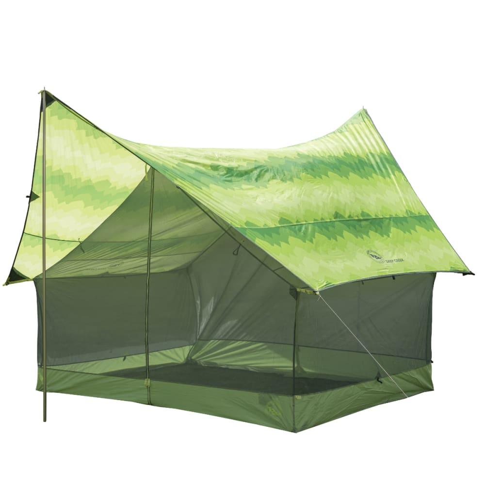 BIG AGNES Deep Creek Bug House Shelter, Medium - GREEN